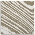 rug #991641 | square mid-brown abstract rug