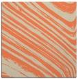 rug #991693 | square orange natural rug