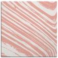 rug #991713 | square white stripes rug