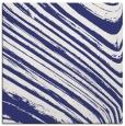 rug #991773 | square blue stripes rug