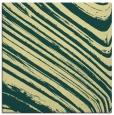 rug #991809   square yellow rug