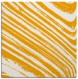rug #991829 | square light-orange abstract rug
