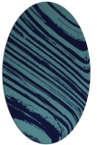 rug #991879 | oval stripes rug