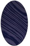 rug #991934 | oval stripes rug