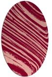 rug #992071 | oval popular rug