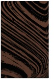rug #992221 |  black stripes rug