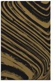 rug #992233    brown stripes rug