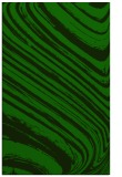 rug #992265 |  green stripes rug