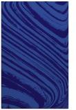 rug #992309 |  blue-violet abstract rug
