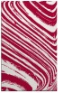 rug #992325 |  red abstract rug