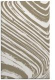 rug #992361 |  mid-brown stripes rug