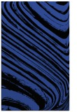 rug #992377 |  black stripes rug