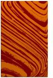 rug #992405 |  red-orange natural rug