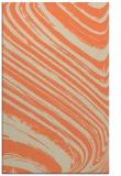 rug #992413 |  orange popular rug