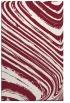 rug #992425 |  pink abstract rug