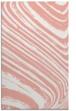 rug #992433    pink stripes rug
