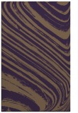 rug #992445 |  purple stripes rug