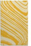 rug #992509 |  yellow rug