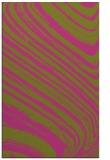 rug #992541 |  light-green stripes rug