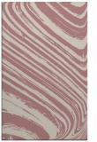 rug #992553 |  pink natural rug
