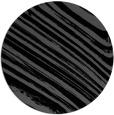 rug #992573 | round black natural rug