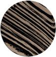 rug #992577 | round beige abstract rug