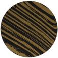 rug #992585   round black natural rug