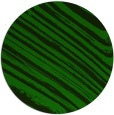 rug #992625 | round green abstract rug