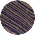 rug #992673 | round beige natural rug