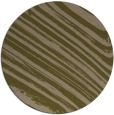 rug #992681 | round brown abstract rug