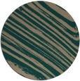 rug #992683 | round stripes rug