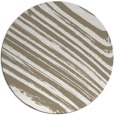 rug #992721 | round white abstract rug