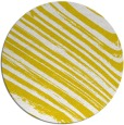rug #992881 | round yellow natural rug