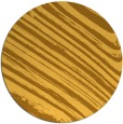 rug #992885 | round yellow abstract rug