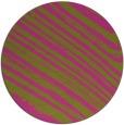 rug #992901 | round light-green natural rug