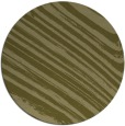 rug #992905 | round light-green abstract rug