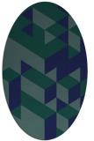 rug #997285   oval rug