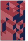 rug #997701 |  pink popular rug