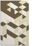 rug #997913 |  yellow graphic rug