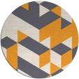 rug #998321 | round retro rug