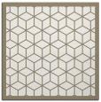 rug #998989 | square beige popular rug