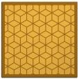 rug #999005 | square light-orange borders rug