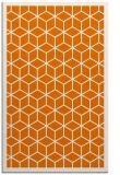 rug #999609    orange rug