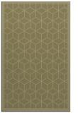 rug #999737 |  light-green borders rug