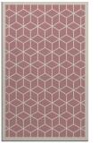 rug #999753 |  pink rug