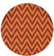 rug #147945 | round rug