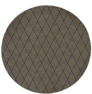 rug #206593 | round rug